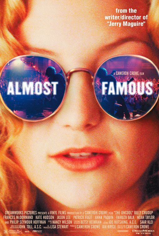 Monday Movie & Music: Quasi famosi (Almost famous)