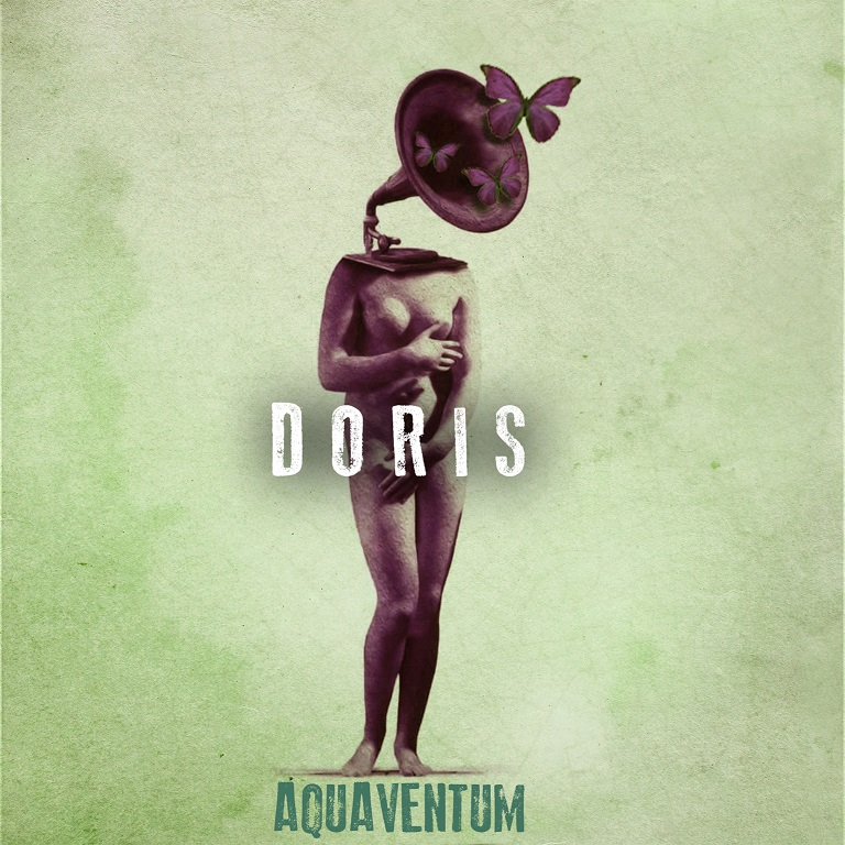 Artwork nuovo disco Doris